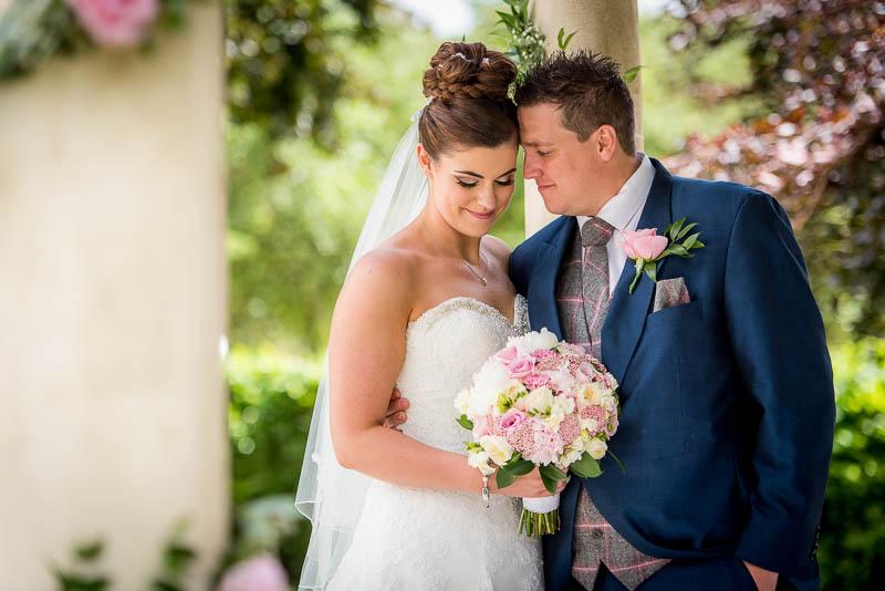 Wedding Photographer at Wentbridge House Hotel