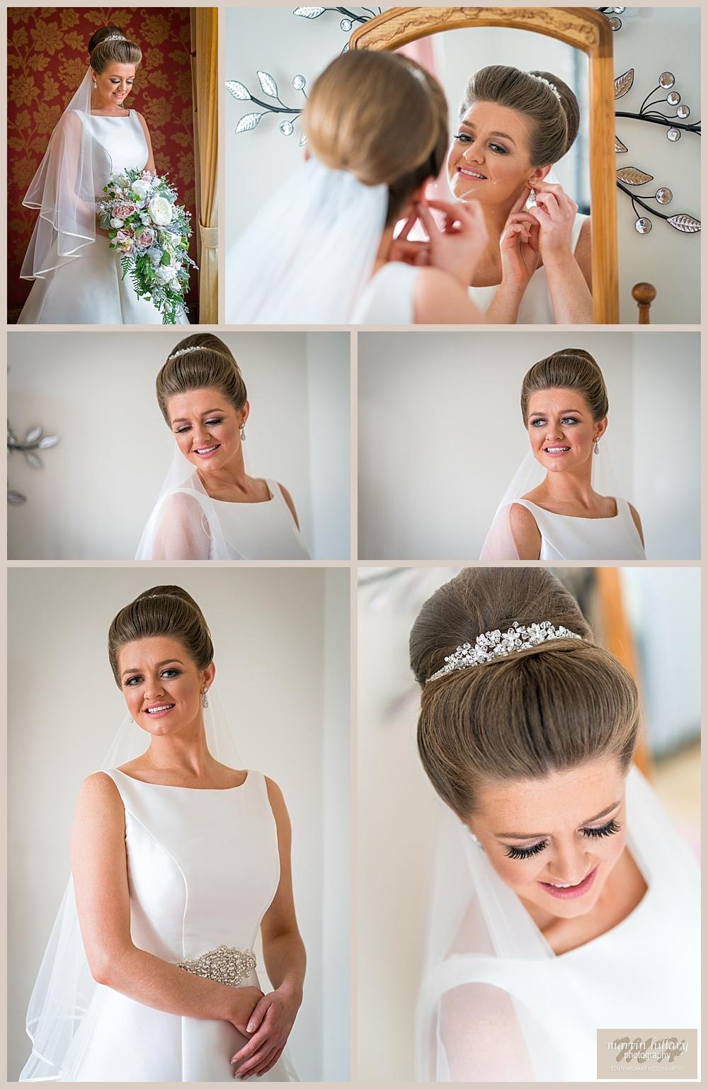Wentbridge House Wedding Photographer - Bridal Preps and Bridal Portraits