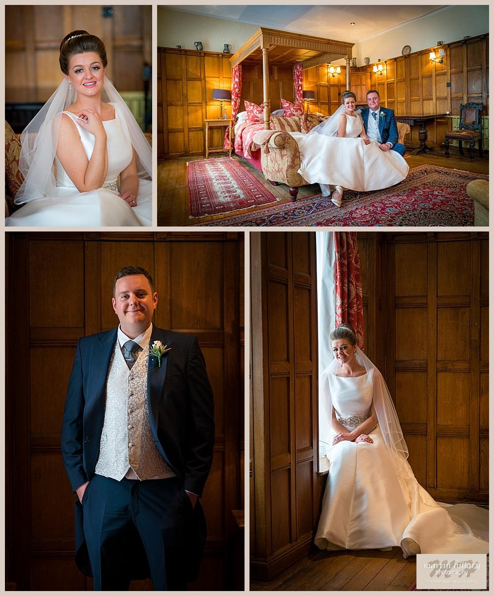 Wentbridge House Wedding Photographer - Bridal Suite