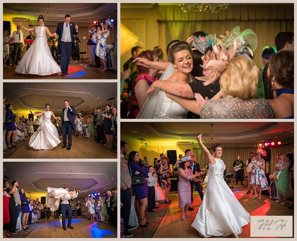Wentbridge House Wedding Photographer - First Dance