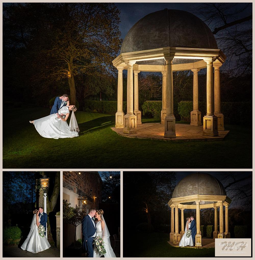 Wentbridge House Wedding Photography - Evening Shots
