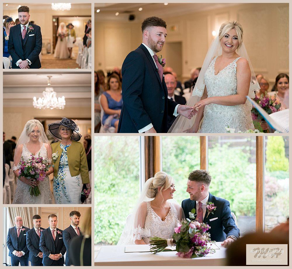 Wentbridge House Wedding Photographer - Pontefract