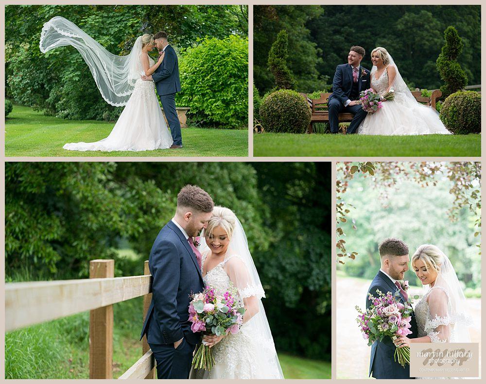 Pontefract Wedding Photographer at Wentbridge House Hotel