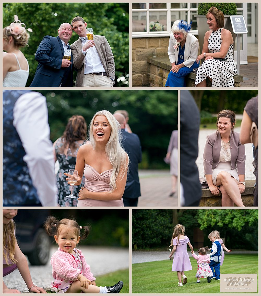 Wedding Photography Woodlands Hotel Leeds