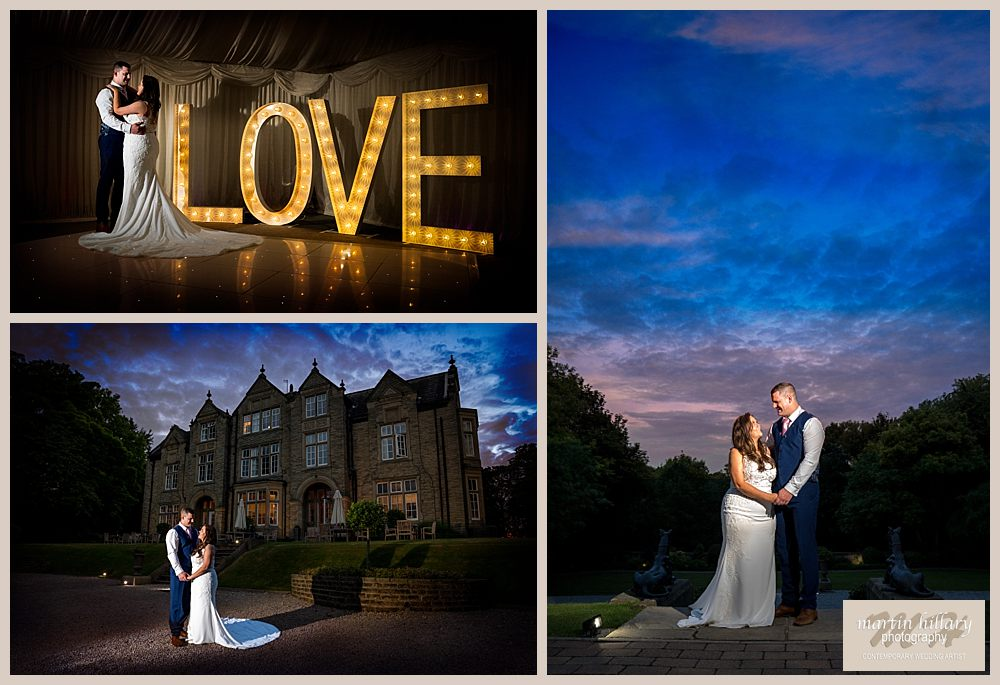 Leeds Wedding Photography at Woodlands Hotel