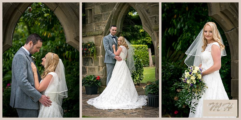 Rogerthorpe Manor Hotel Pontefract Wedding Photography