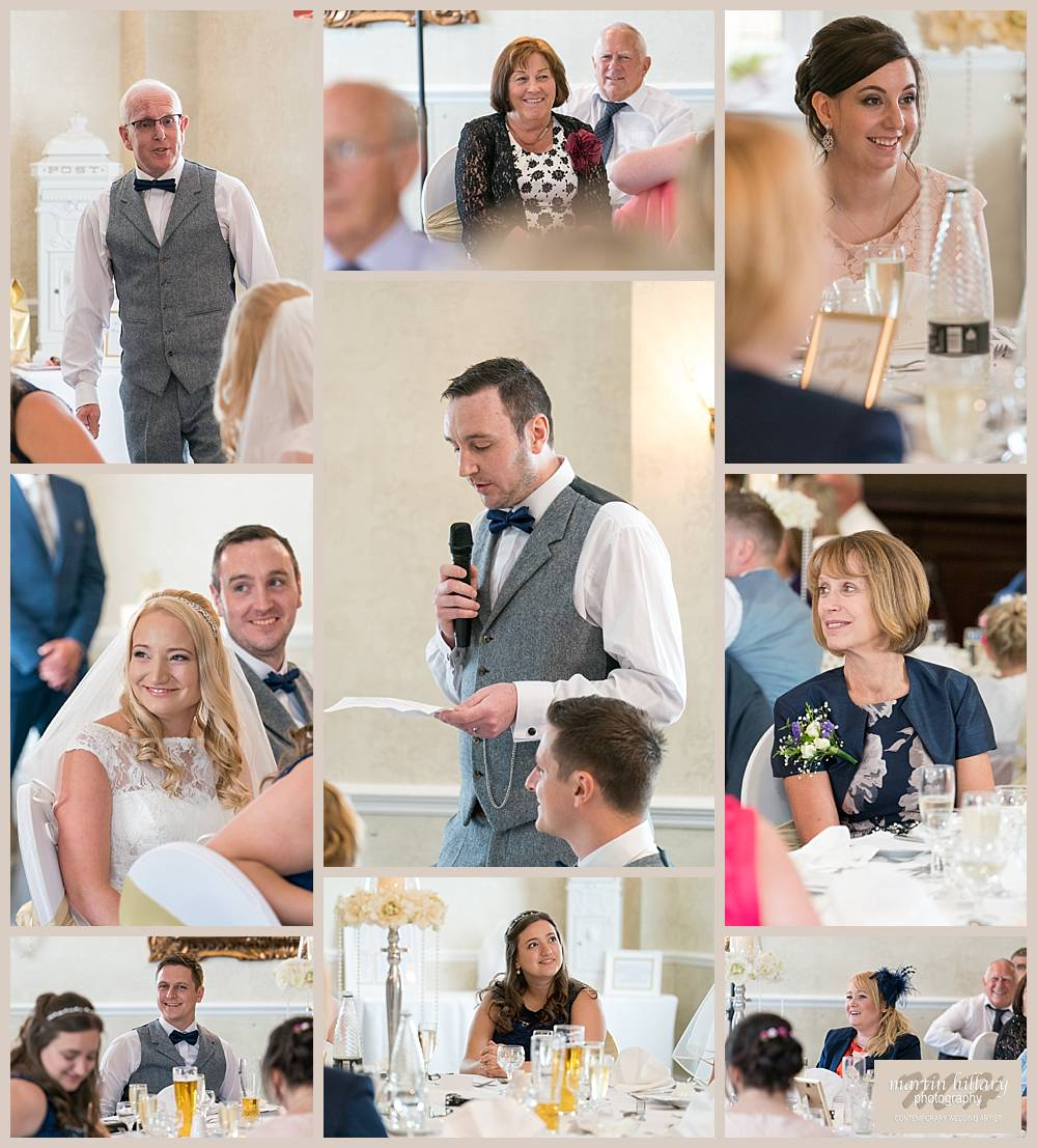 Rogerthorpe Manor Hotel Pontefract Wedding Photographer