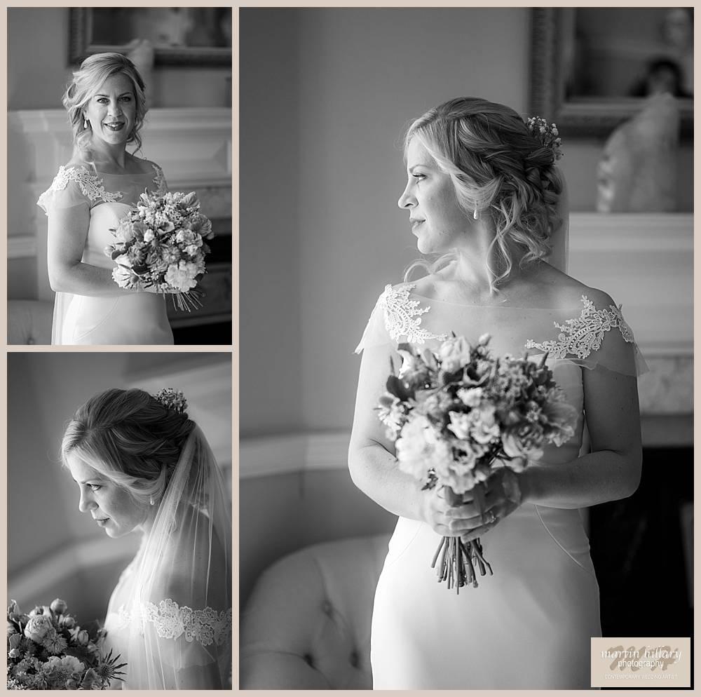 Middleton Lodge Wedding Photography - The Bride