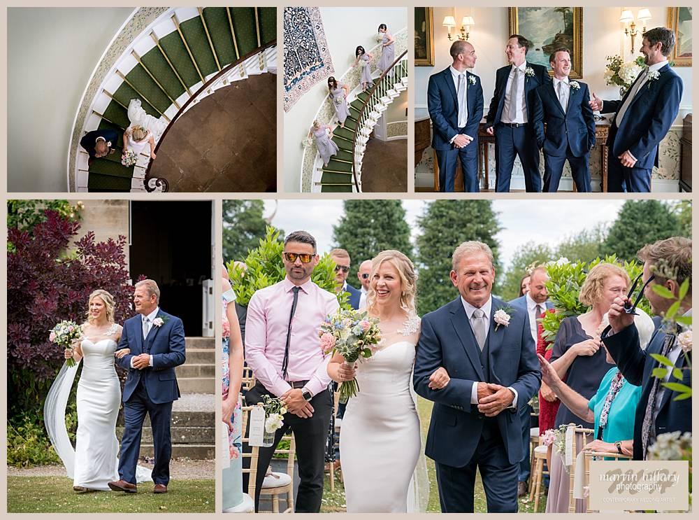 Middleton Lodge Wedding Photography - Before the ceremony