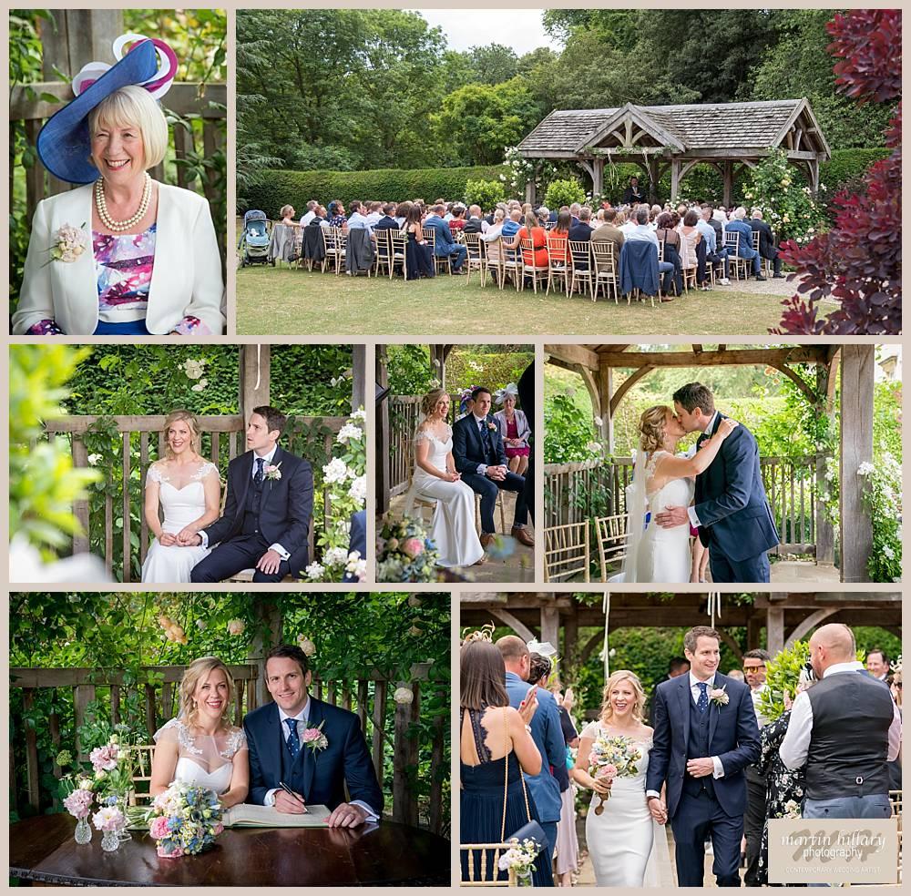 Middleton Lodge Wedding Photography - The Ceremony
