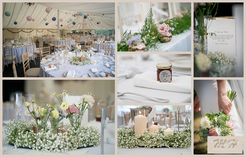 Middleton Lodge Wedding Photography - The Reception