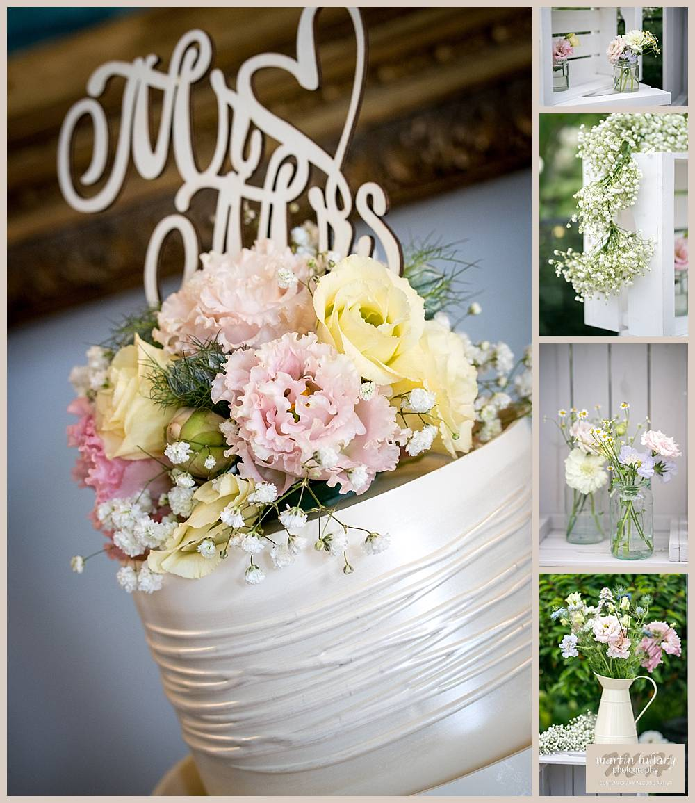 Middleton Lodge Wedding Photography - Details