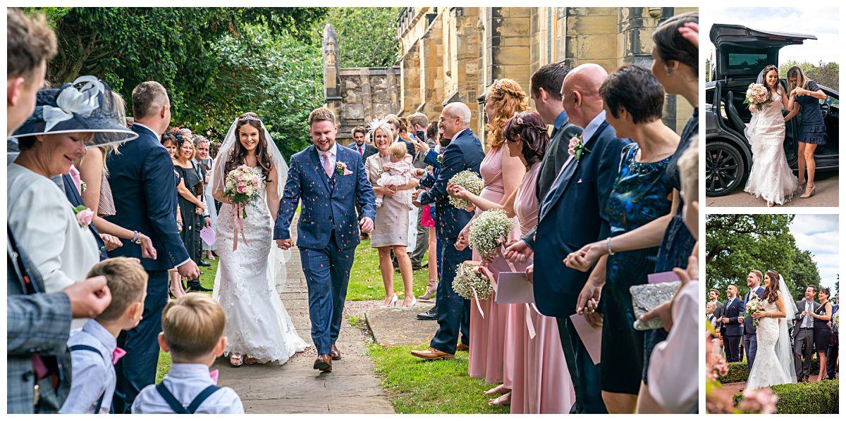 Wedding Photographer in Pontefract, Rothwell and Leeds, Oulton Hall