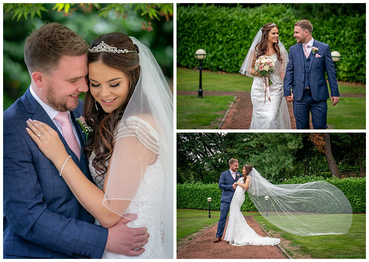 Professional Wedding Photography in Pontefract, Rothwell and Leeds, Oulton Hall
