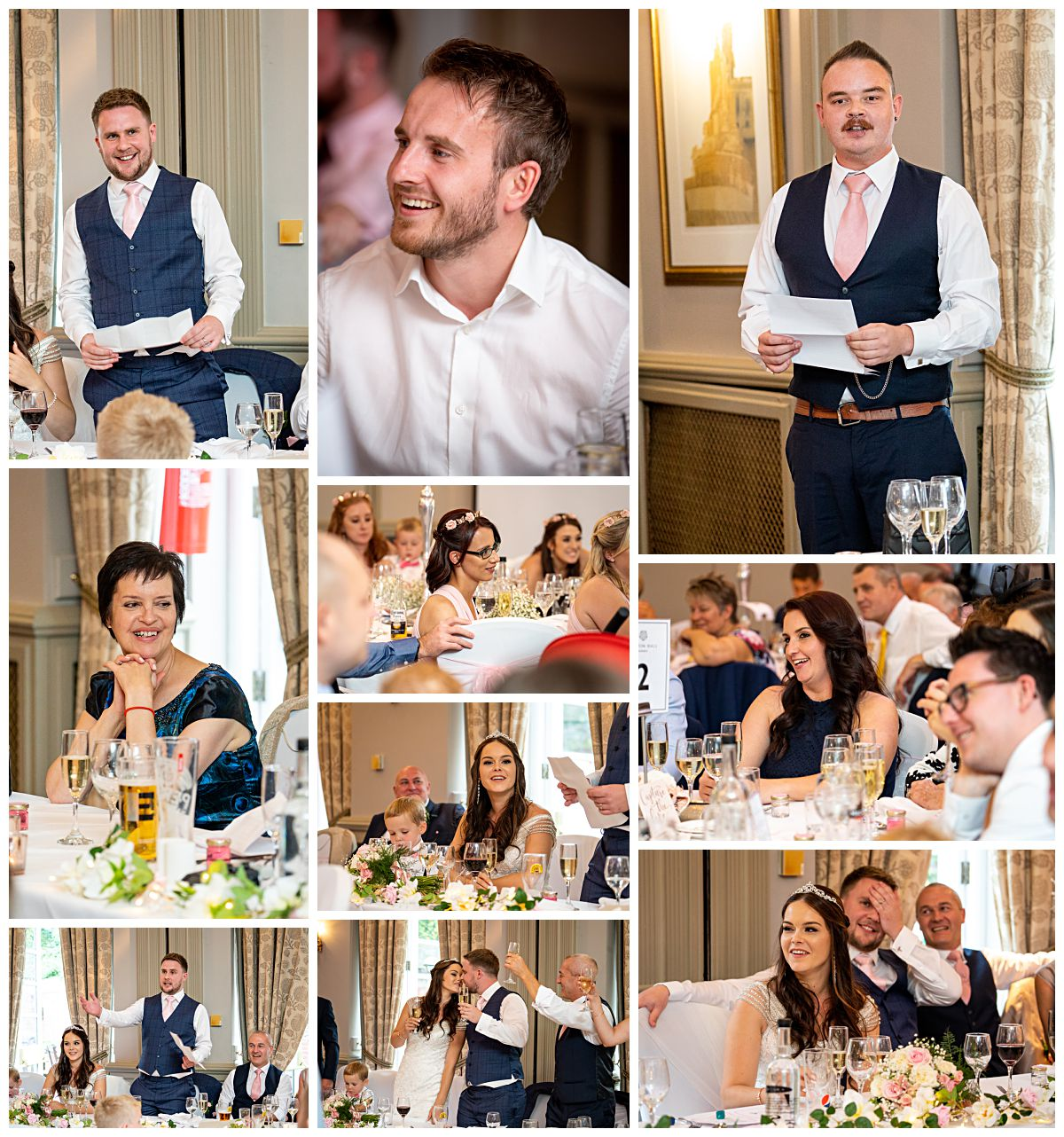 Professional and affordable Wedding Photographer in Pontefract, Rothwell and Leeds, Oulton Hall