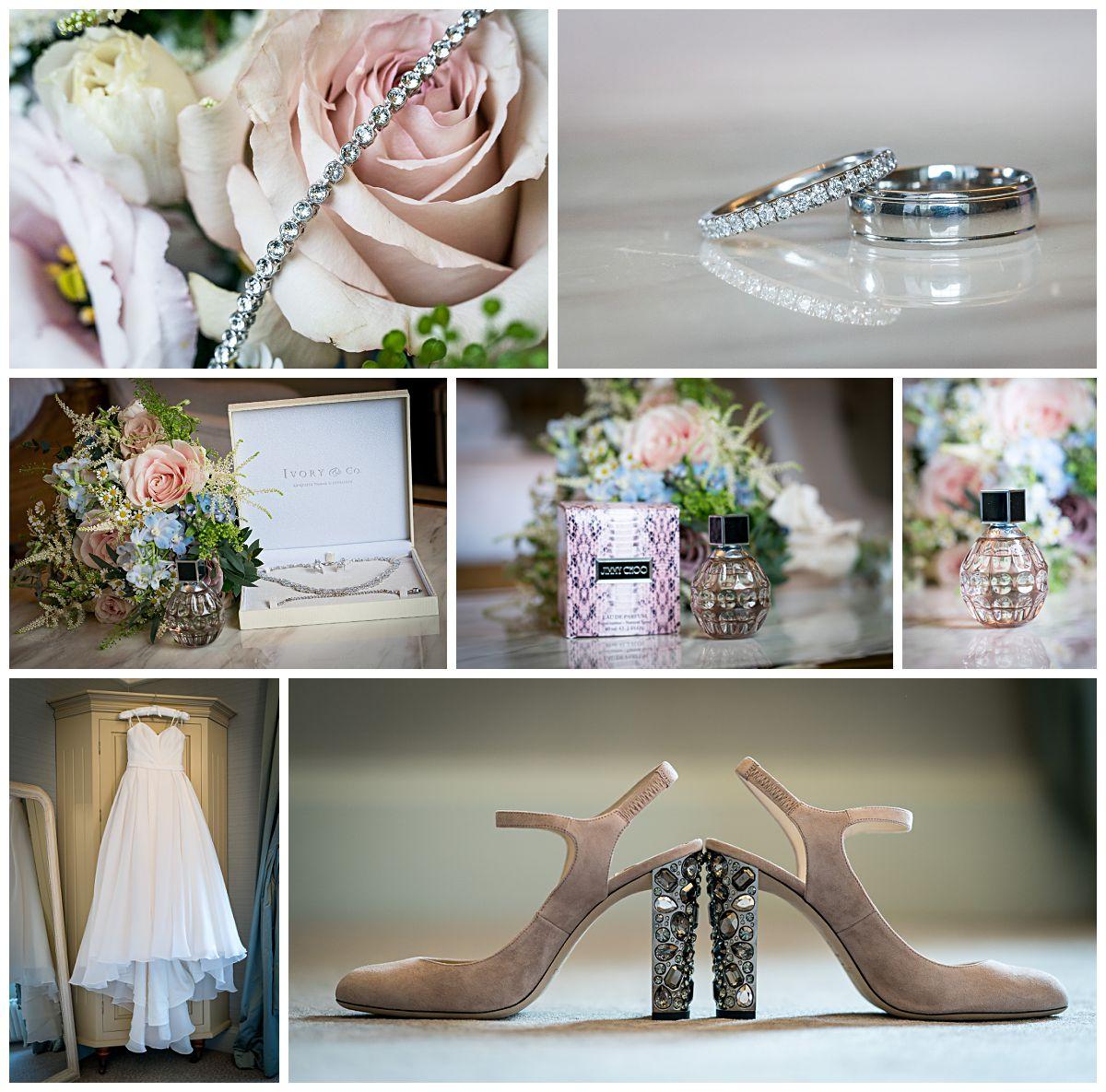 Wedding Photographer at Saltmarshe Hall near Goole and Selby