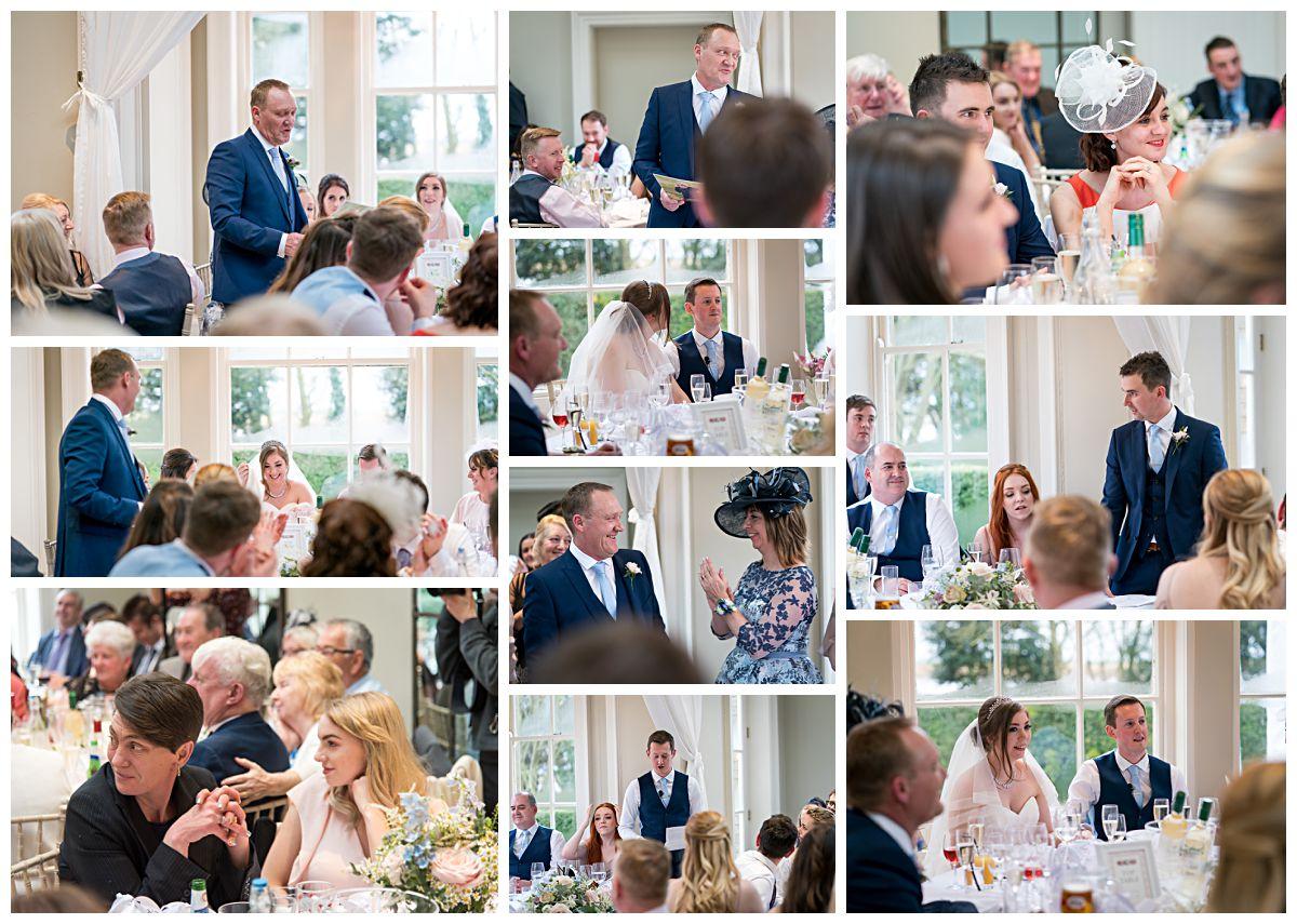 Wedding Photographers at Saltmarshe Hall, Selby, York and Goole