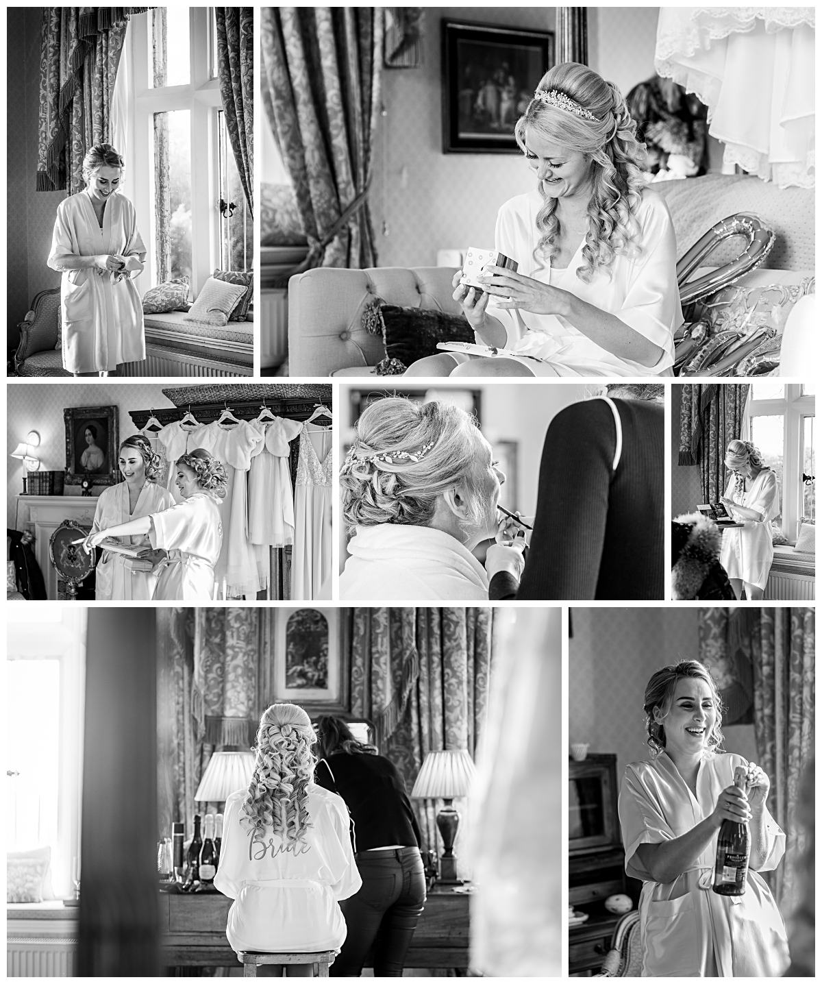 Wedding Photography Carlton Towers