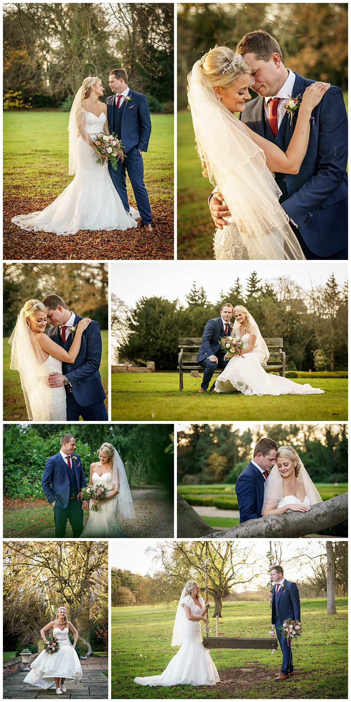 Wedding Photographer Carlton Towers