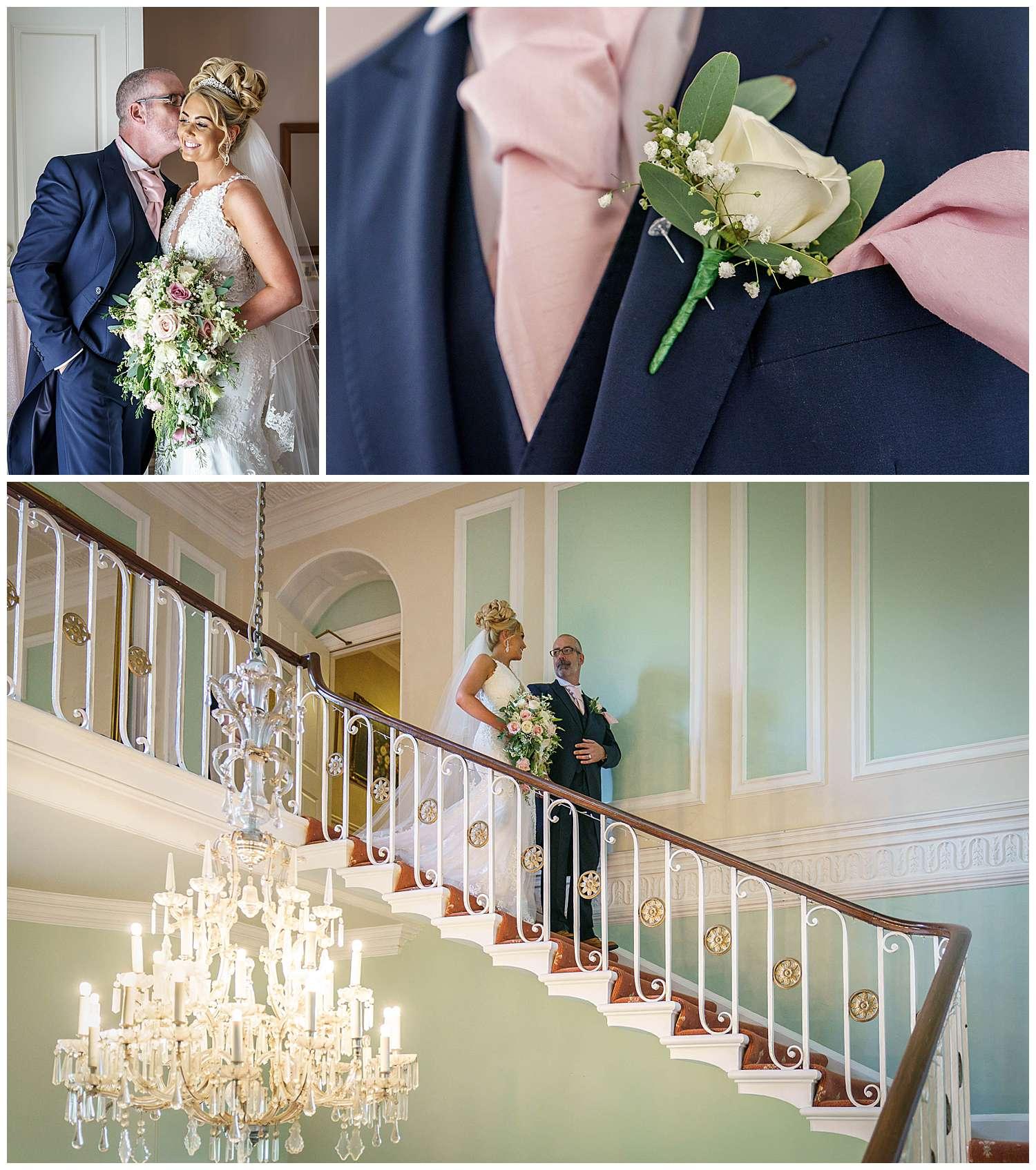 York Wedding Photographer Hazlewood Castle