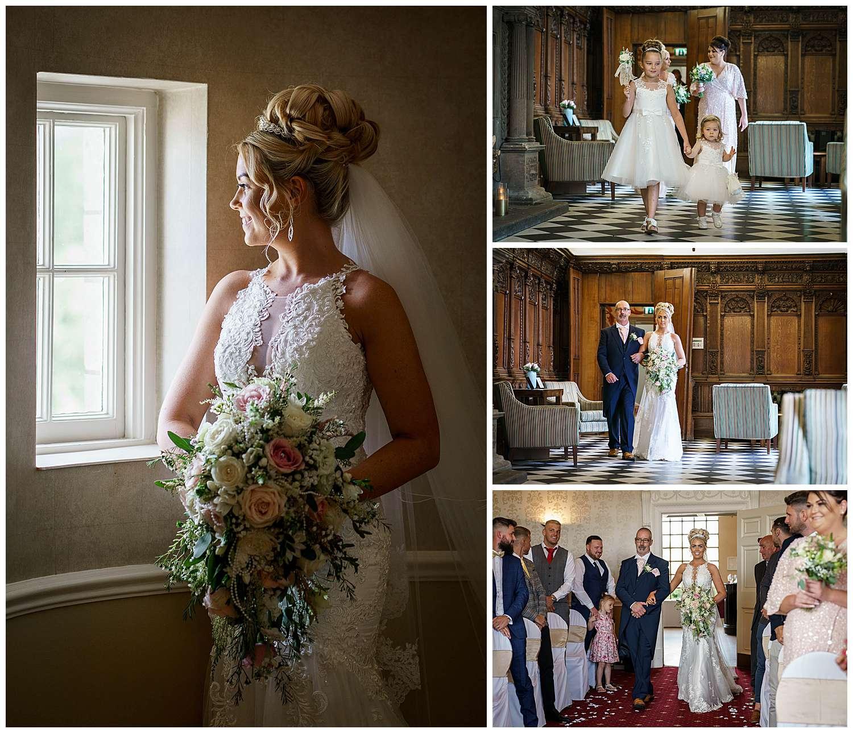 York Wedding Photography Hazlewood Castle