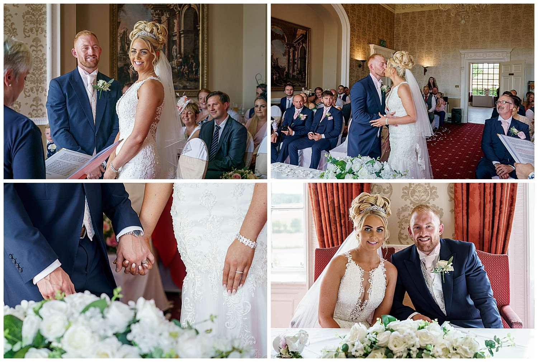 Wedding Photography Hazlewood Castle